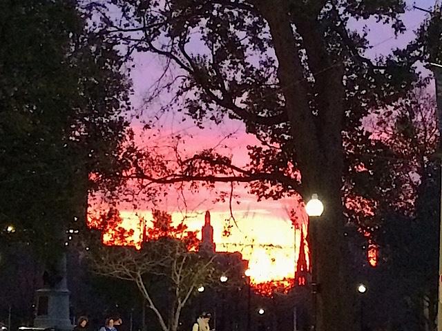 Sunset Edited