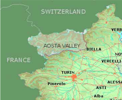 aosta-valley-map