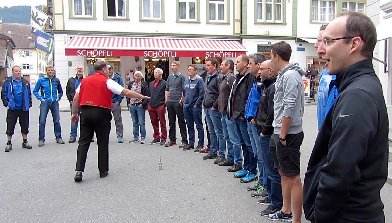 Appenzell Street Chorus