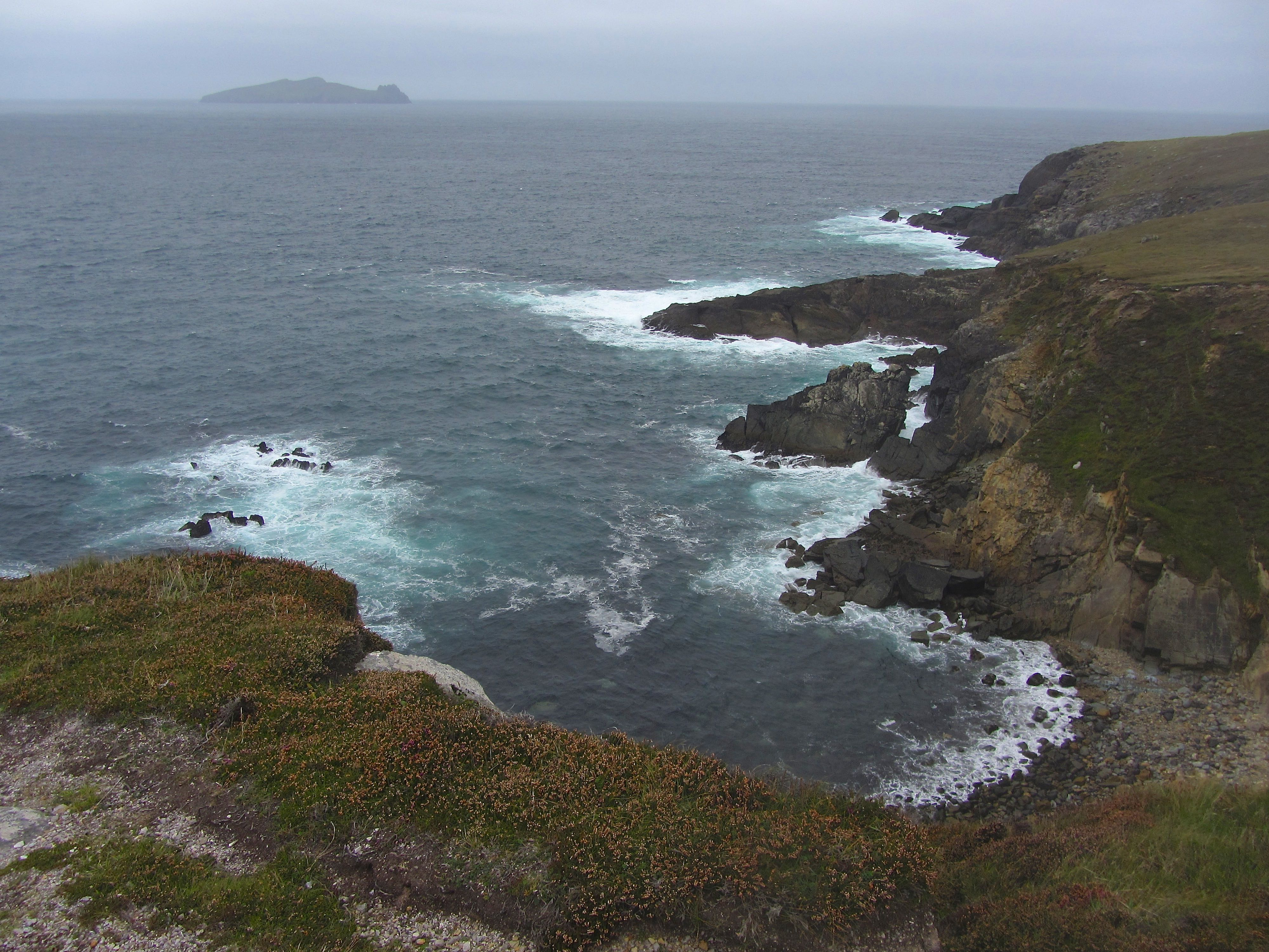 Dunquin Cliff Walk